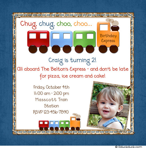 birthday invitation quotes for 2 year old ; Choo-Choo-2nd-birthday-invitation-wording