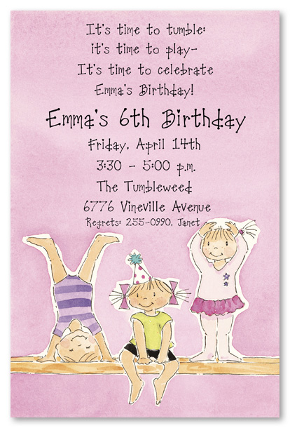 birthday invitation quotes for 6th birthday ; gymnastics-birthday-party-invitation-wording-for-your-inspiration-to-create-invitations-design-look-more-exceptional-12