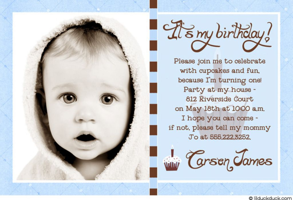 birthday invitation quotes for baby boy ; 1st-birthday-invitation-card-wordings-For-a-Birthday-Invitations-Of-Your-Invitation-2