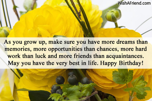 birthday message for a debutant friend tagalog ; 1510-inspirational-birthday-messages