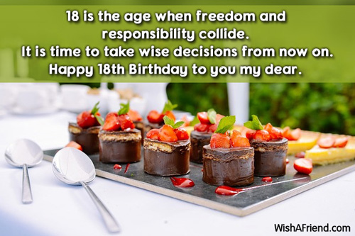 birthday message for a debutant friend tagalog ; 588-18th-birthday-wishes