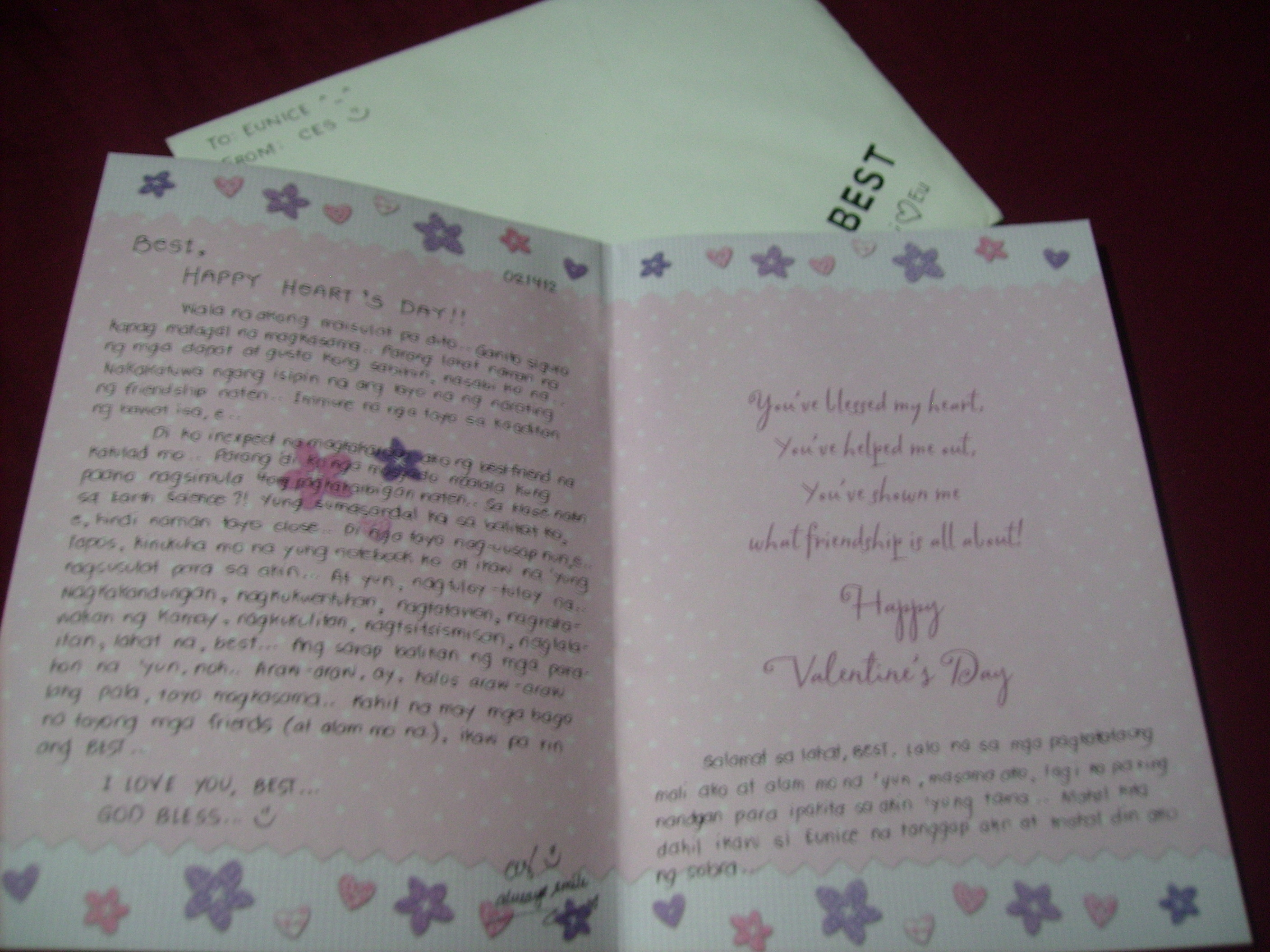 birthday message for a debutant friend tagalog ; pict1298
