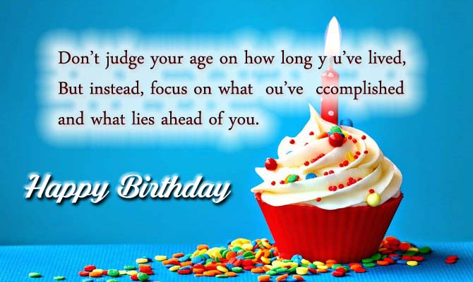 birthday message for a friend images ; Joyful-Birthday-Message-With-Wishes-E-Card-s7-2