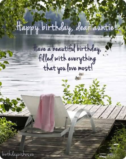 birthday message for aunt tagalog ; Nice-Birthday-Wishes-E-Card-For-My-Aunt