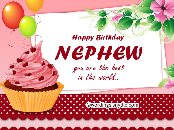 birthday message for aunt tagalog ; birthday-greetings-for-nephew