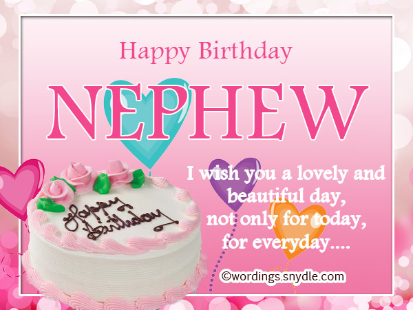 birthday message for aunt tagalog ; birthday-wishes-for-nephew