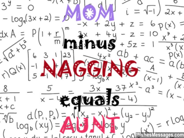 birthday message for aunty images ; Funny-quote-about-aunts-and-mothers