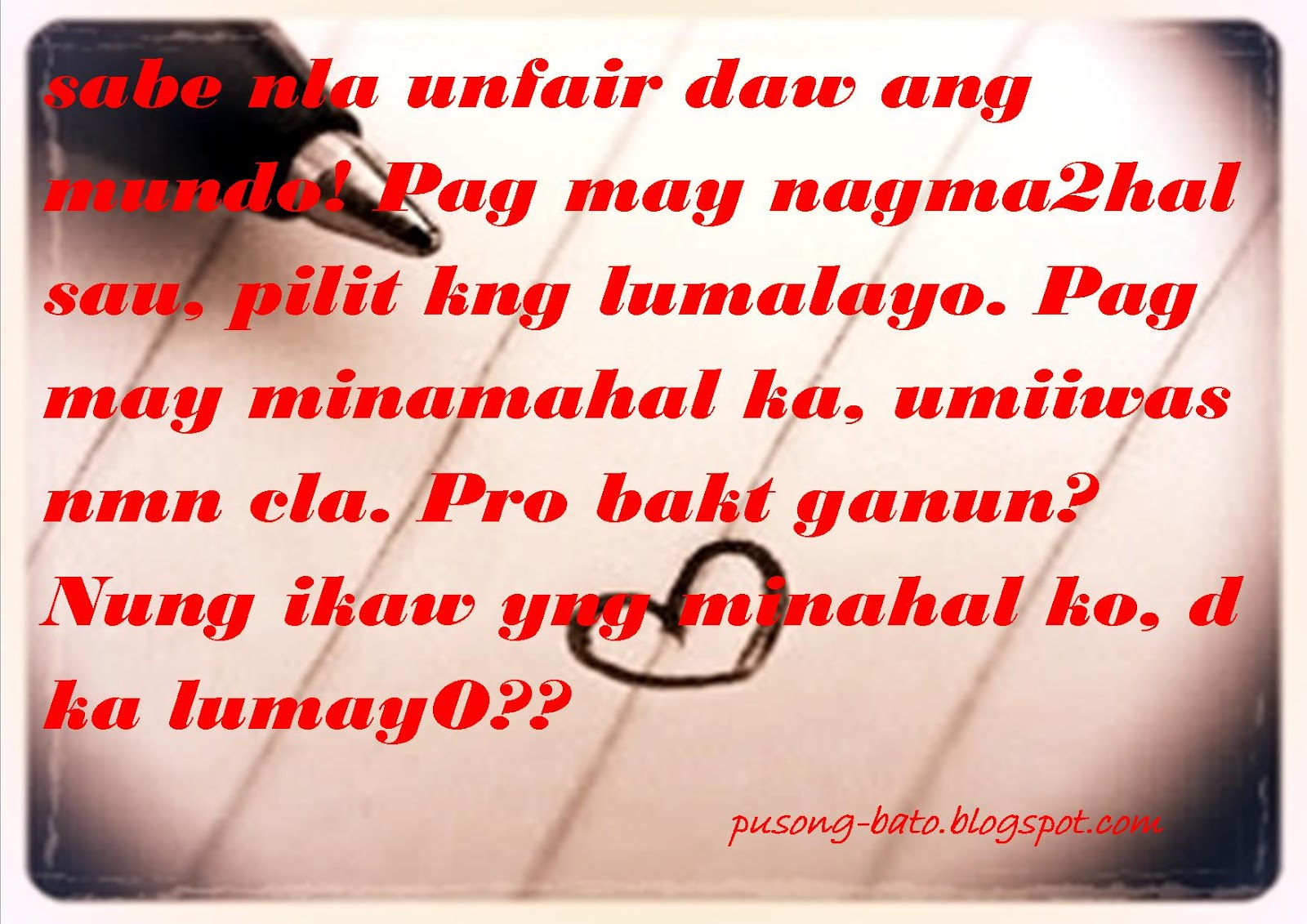 birthday message for best friend girl tagalog ; tagalog%2520love%2520quotes%25202