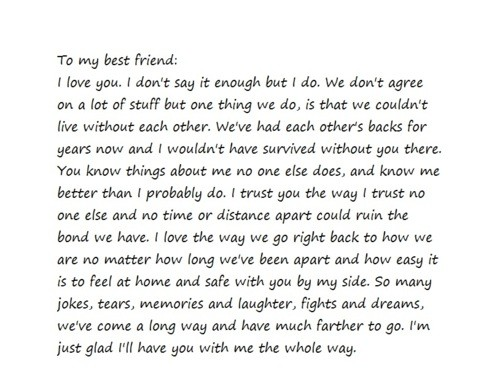 birthday message for best friend tagalog tumblr ; birthday-letter-to-best-friend-unique-dear-best-friend-letter-tumblr-google-search-of-birthday-letter-to-best-friend