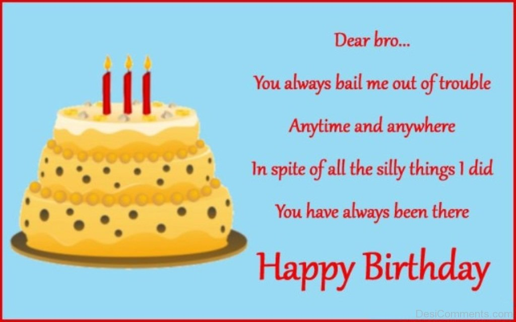 birthday message for brother images ; Birthday-Wishes-for-Brother-Photo