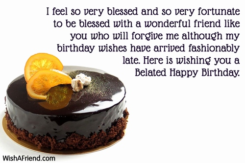 birthday message for brother images ; belated-happy-birthday-wishes-to-brother-inspirational-i-feel-so-very-blessed-and-belated-birthday-greetings-of-belated-happy-birthday-wishes-to-brother