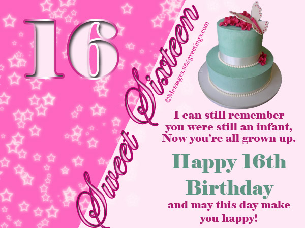 birthday message for cousin female tagalog ; happy-16th-birthday-wishes