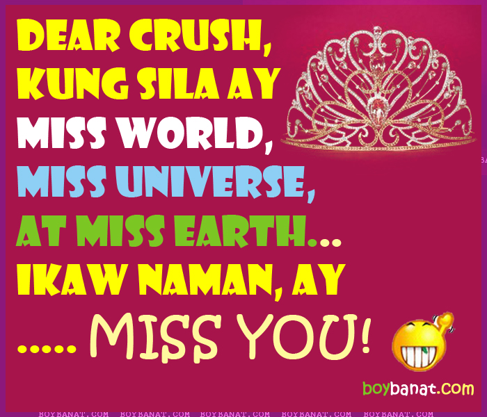 birthday message for crush tagalog ; crush+quotes