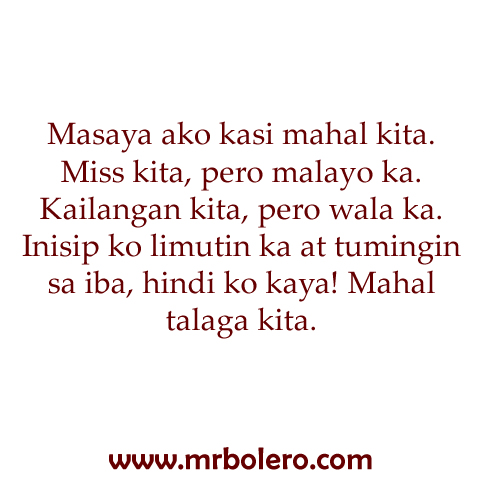 birthday message for crush tagalog ; malayo-love-quotes