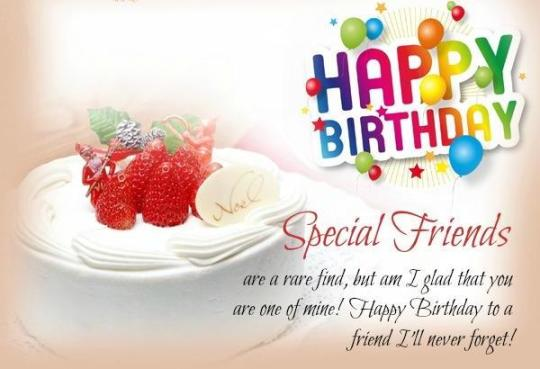 birthday message for friend images ; Happy-Birthday-To-A-Special-Friend