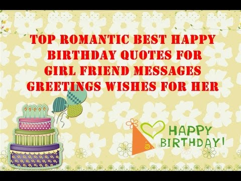 birthday message for girlfriend tagalog ; hqdefault