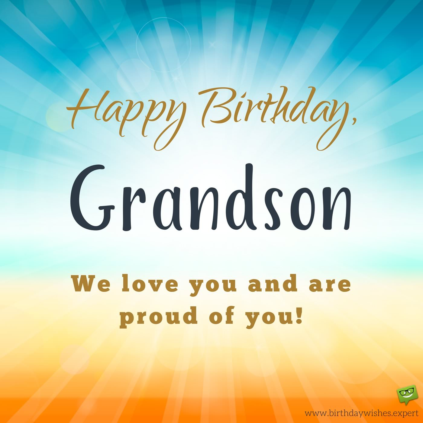 birthday message for grandson with images ; Happy-Birthday-grandson