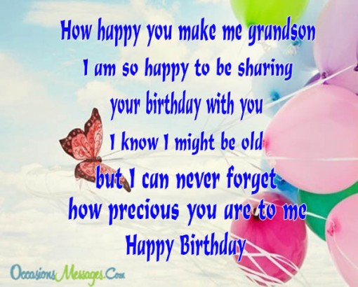 birthday message for grandson with images ; f1c71fb7f51c6be676674d99d9479891