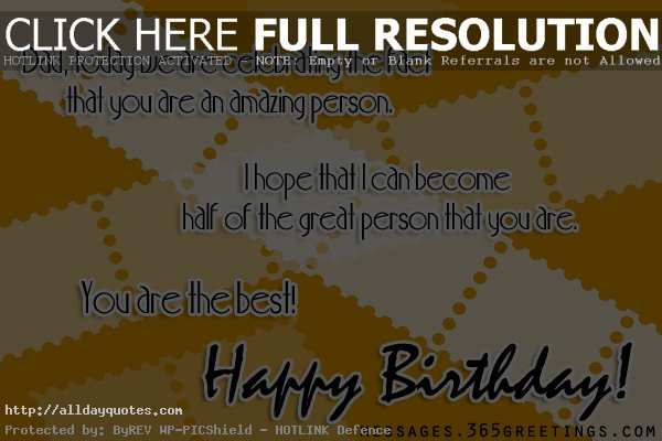 birthday message for my daughter tagalog ; Happy-Birthday-Quotes-For-Father-Tagalog