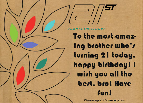 birthday message for my nephew tagalog ; 21st-birthday-wishes-Messages-and-greetings-04