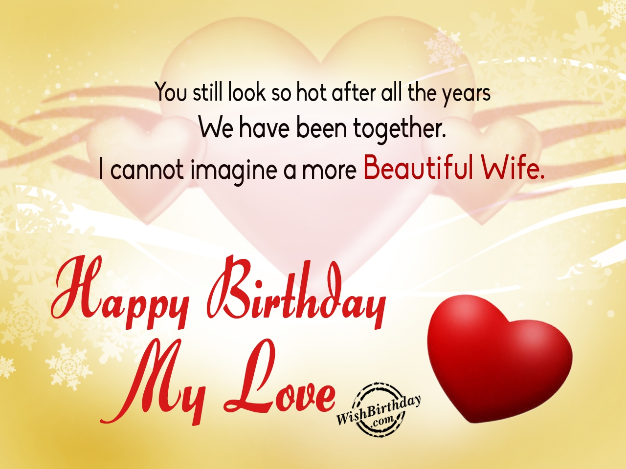 birthday message for my wife tagalog ; stunning-happy-birthday-darling-you-still-look-so-hot-wishbirthday-with-incredible-happy-birthday-quotes-for-wife-ideas