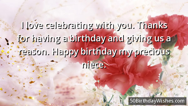birthday message for niece tagalog ; I-Love-Celebrating-With-You-Thanks-For-Having-A-Birthday-And-Giving-Us-A-Reason-Happy-Birthday-My-Precious-Niece