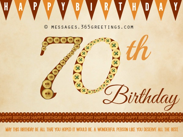 birthday message for sister in law tagalog ; happy-70th-birthday-wishes