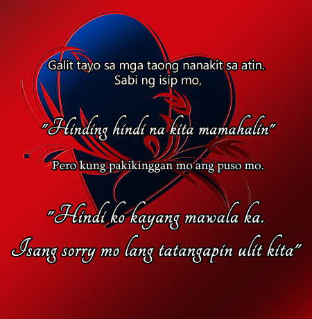 birthday message for special someone tagalog ; tagalog-love-quotes-for-him