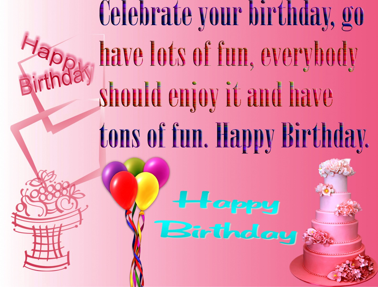 birthday message images download ; happy-birthday-wishes-message-for-friends-family