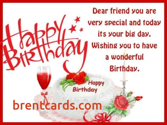birthday message images for friend ; birthday-card-message-for-best-friend-inspirational-best-friend-birthday-wishes-page-4-of-birthday-card-message-for-best-friend