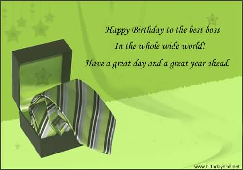birthday message to boss greetings ; best-message-birthday-wishes-for-special-boss