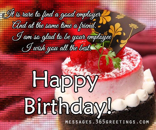 birthday messages and images ; boss-birthday-wishes