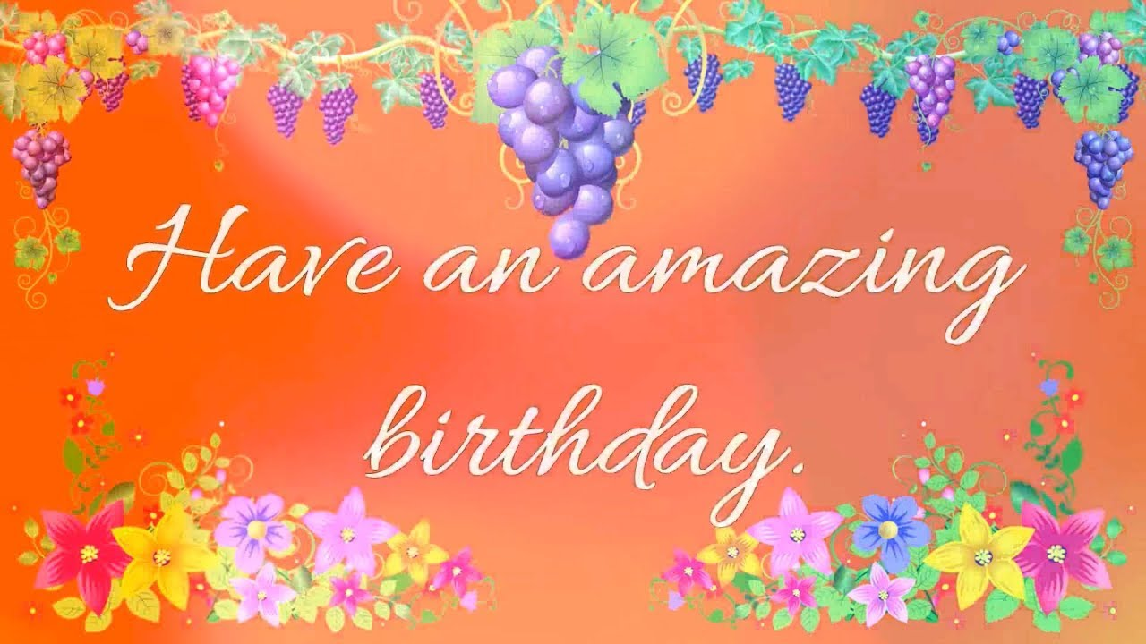 birthday messages and images ; maxresdefault
