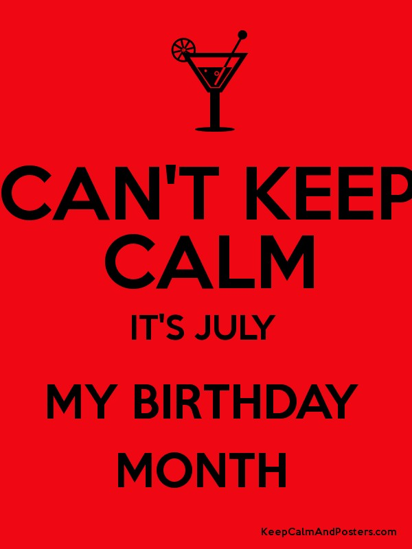 birthday month posters ; 4998018