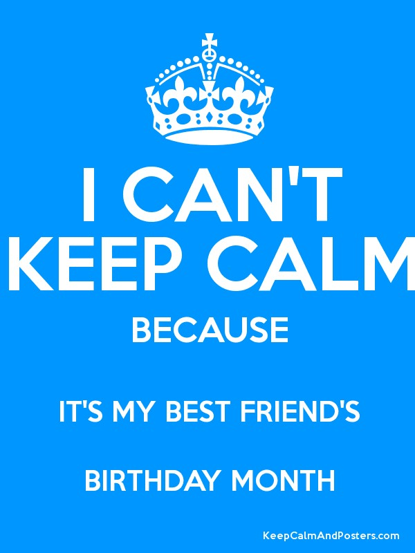 birthday month posters ; 5064872
