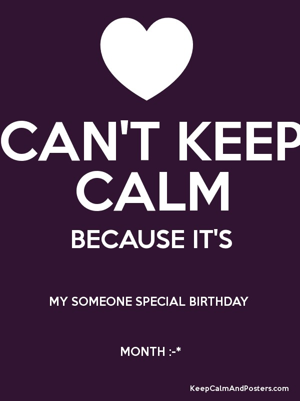 birthday month posters ; 5184379