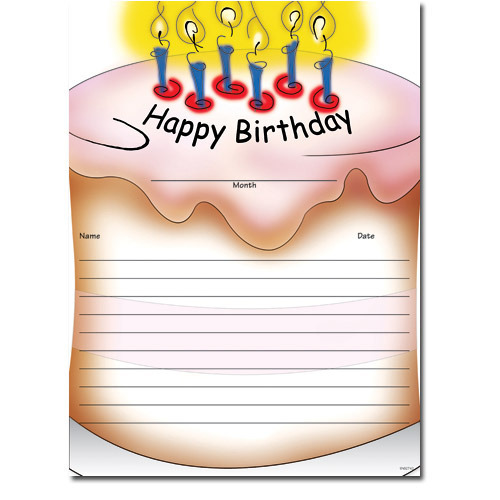 birthday month posters ; SN02742C_m