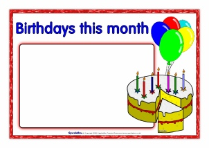 birthday month posters ; wp196a3048_05_06