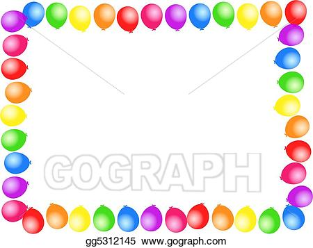 birthday party border clip art ; balloon-border_gg5312145