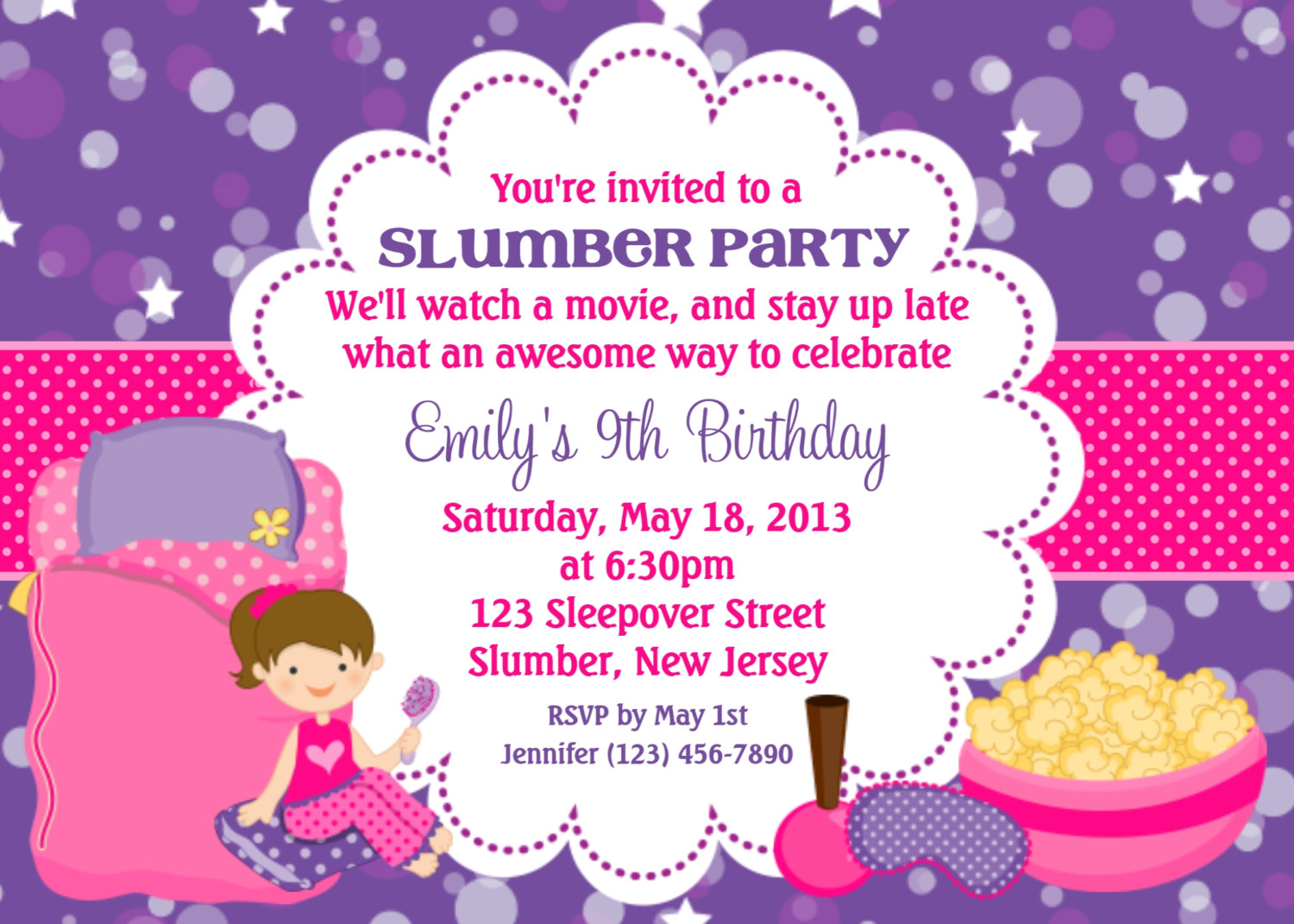 birthday party invitation card design ; invitation-for-birthday-party-quotes-With-creativity-erstaunlich-perfectly-design-Birthday-Invitations-interesting-3
