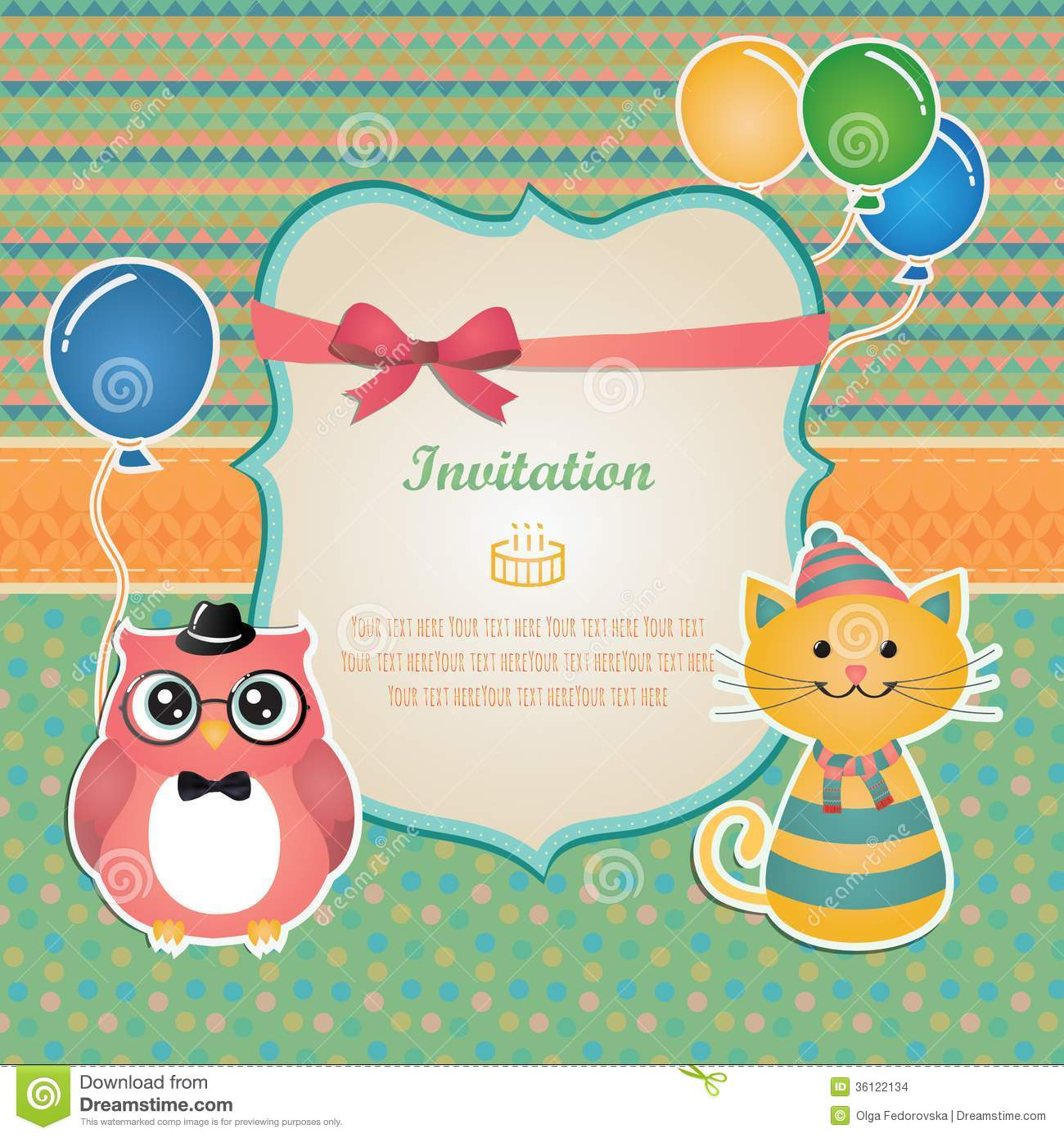 birthday party invitation card template ; birthday_party_invitation_card_0
