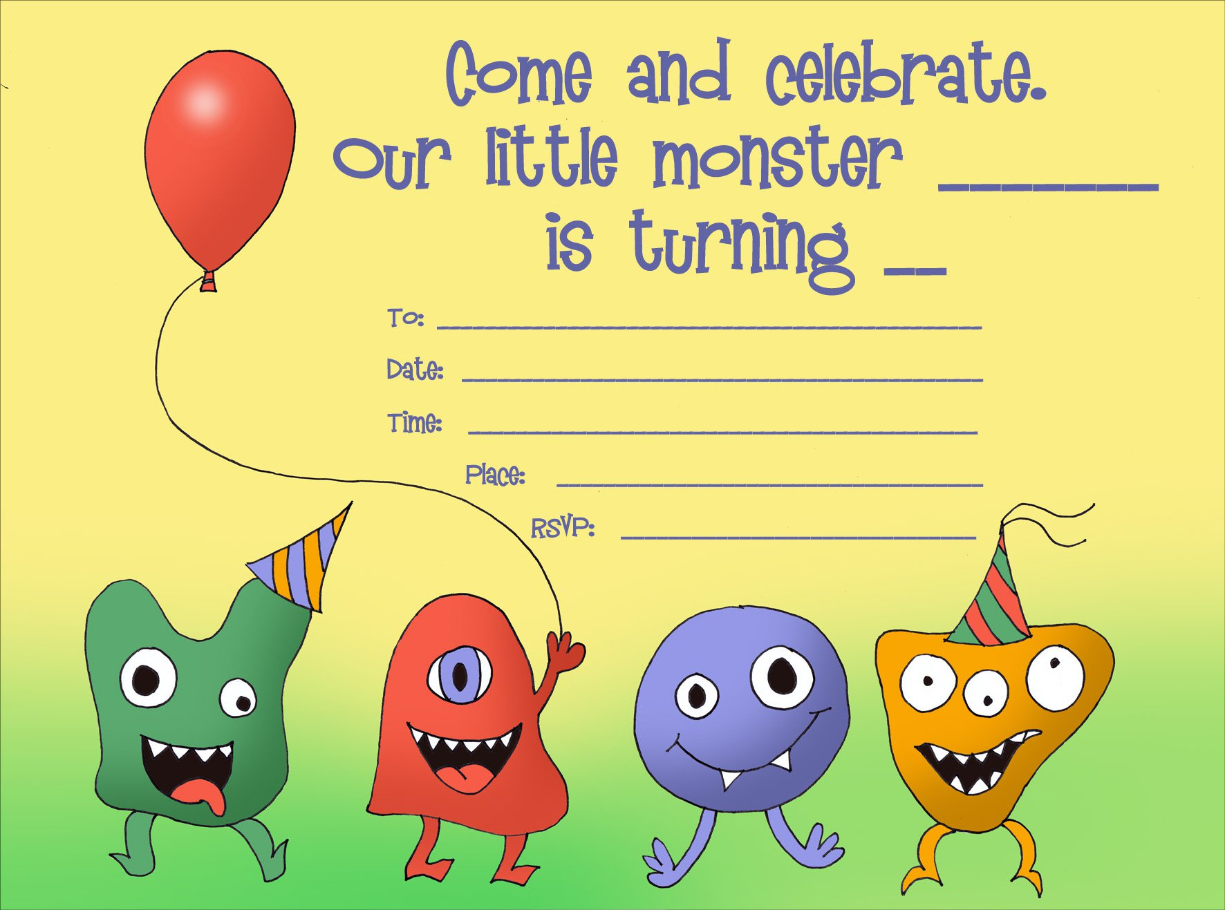 birthday party invitation template photoshop ; birthday-party-invitation-template-photoshop