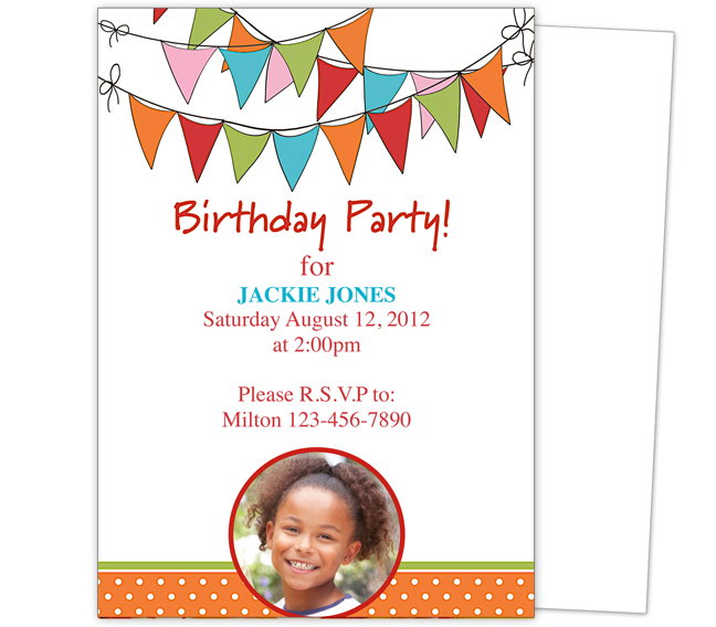 birthday party invitation template photoshop ; celebration-invitation-template-birthday-party-invitation-template-kawaiitheo-ideas