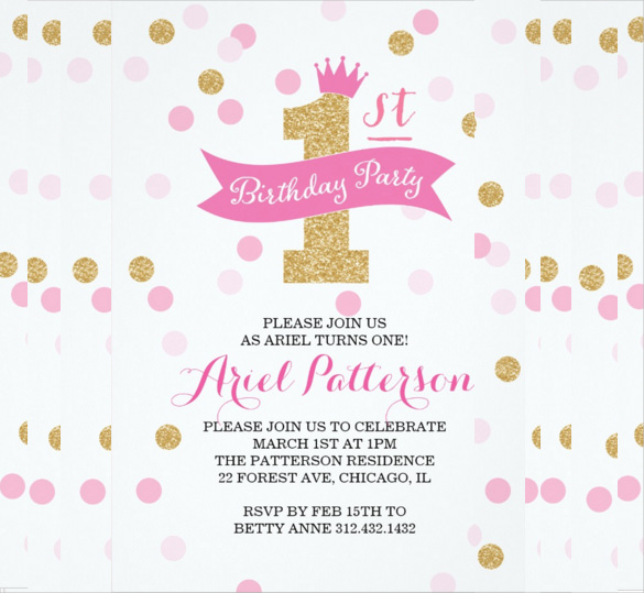 birthday party invitation template with photo ; princess-invitations-free-template-30-birthday-party-invitation-princess-invitations-free-template