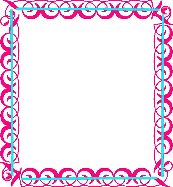 birthday party page borders ; 8T6o9bzjc