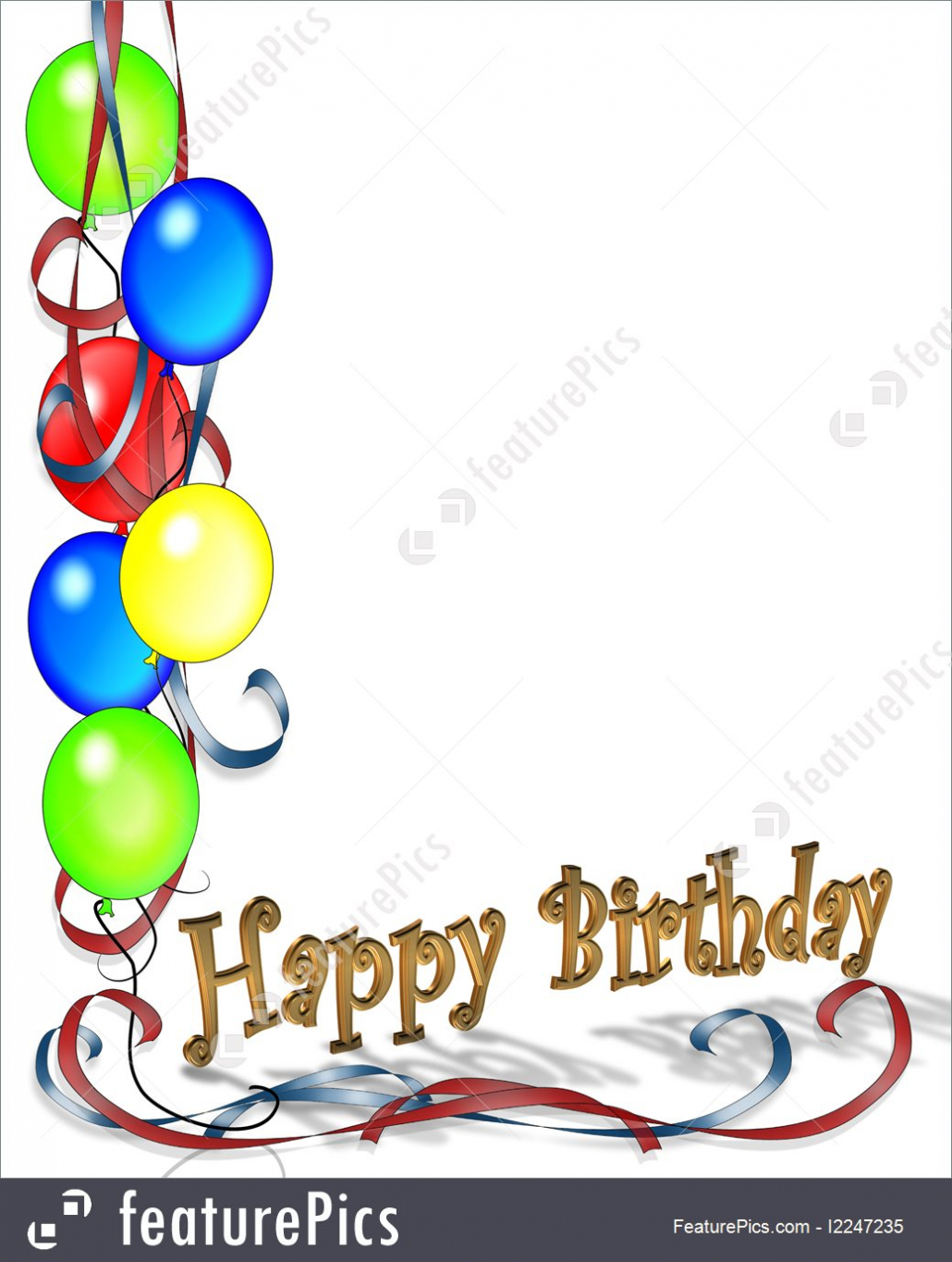 birthday party page borders ; birthday-page-borders-clip-art-62-borders-for-birthday-invitations