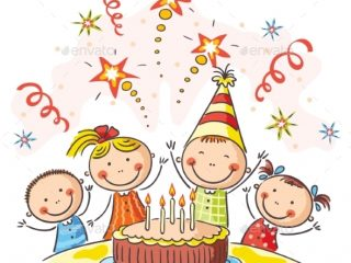birthday party pictures for drawing ; birthday-drawing-for-kids-kids-birthday-party-katyadav-graphicriver-shoes-pictures-to-color-320x240