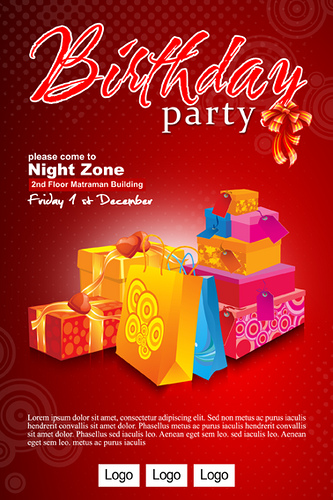 birthday party poster ; 4176146553_f8ea028ce9