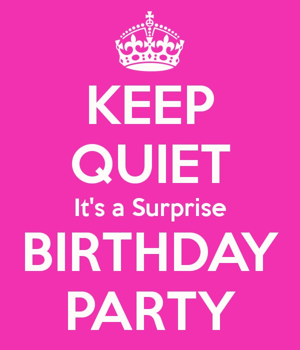 birthday party poster ideas ; invitation-design-ideas-lovely-keep-quiet-it-s-a-surprise-birthday-party-poster-naomi-of-invitation-design-ideas