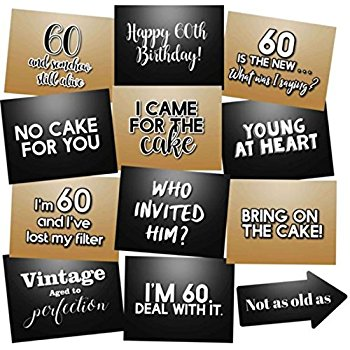 birthday photo booth props signs ; 51VVFWVm2ML